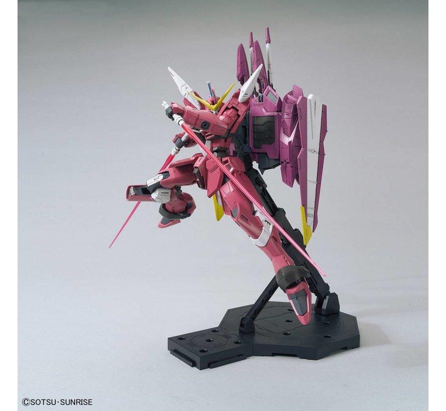 216382 1/100 Justice Gundam Gundam ZGMF-X09A  Seed Bandai MG