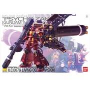 BANDAI MODEL KITS 1/100 Psycho Zaku Ver Ka Gundam Thunderbolt