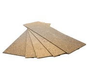 Midwest (MID) 472- 3030 HO/O Wide Wood Cork Sheet Price Each