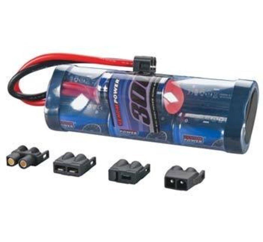 1532-7 NiMH 8.4V 3000mAh Hump Univ Plug