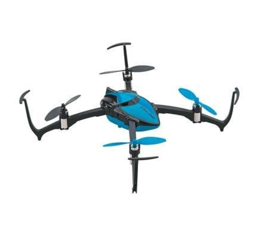 Verso Inversion BLUE QuadCopter UAV RTF