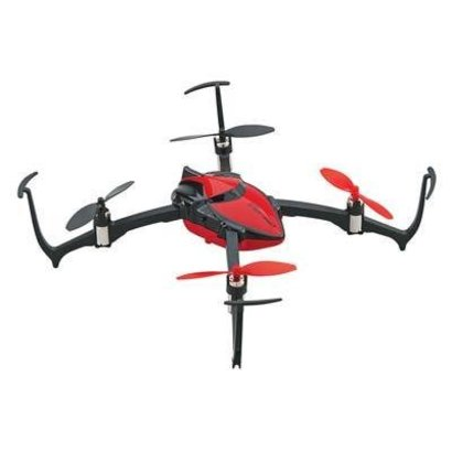DID - Dromida Verso Inversion QuadCopter UAV RTF Red