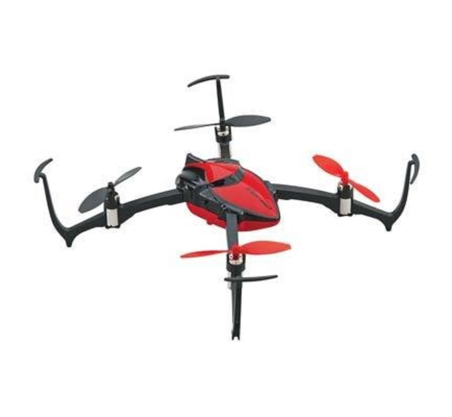 Verso Inversion QuadCopter UAV RTF Red