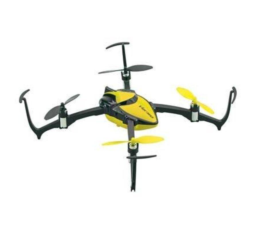 E10YY Verso Inversion QuadCopter UAV RTF Yellow