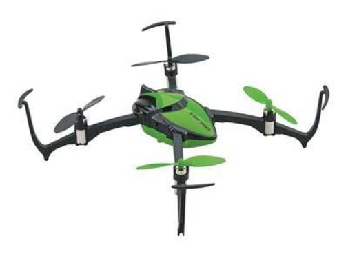 Dromida (DID) Verso Inversion QuadCopter UAV RTF Green