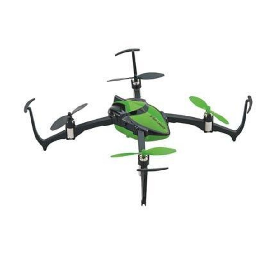Verso Inversion QuadCopter UAV RTF Green