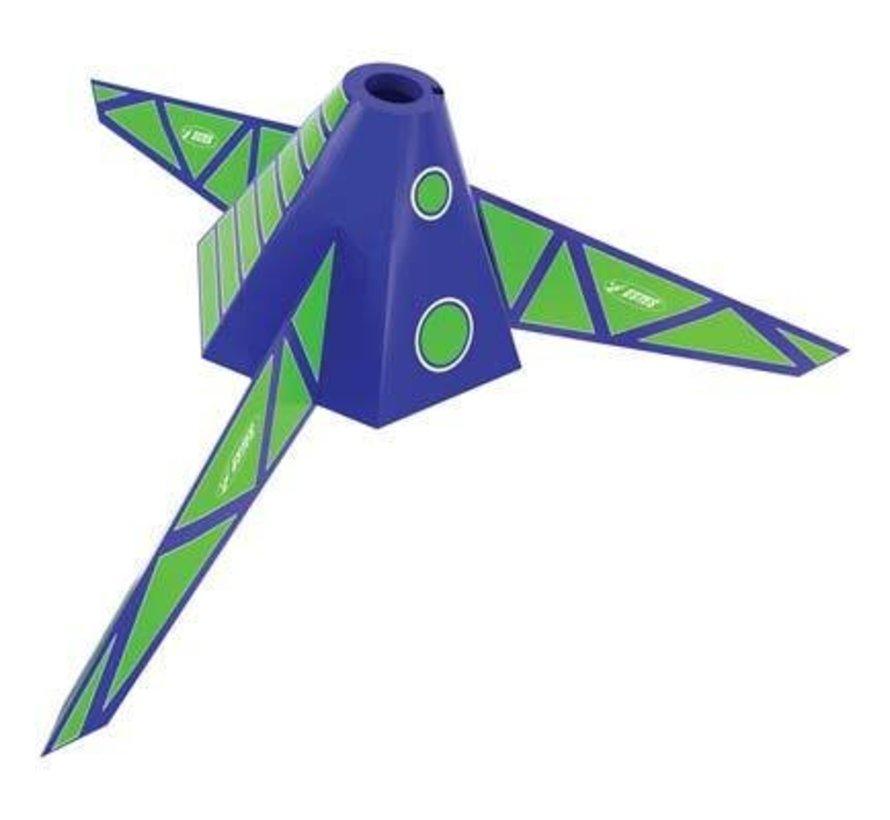 7263 Hex-3 Model Racket