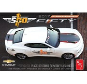 AMT Models (AMT) AMT1059M 1/25 2017 Chevy Camaro FIFTY Pace Car