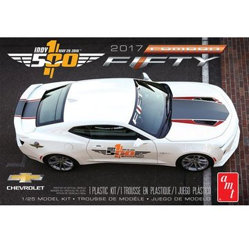 AMT - AMT Models AMT1059M 1/25 2017 Chevy Camaro FIFTY Pace Car