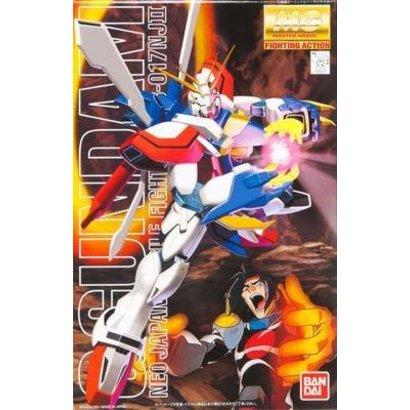 BANDAI MODEL KITS 1/100 0106042 GF13-017NJ II God Gundam (MG)