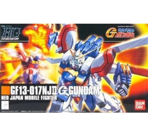BANDAI MODEL KITS 163118 1/144 #110 G Gundam HGFC