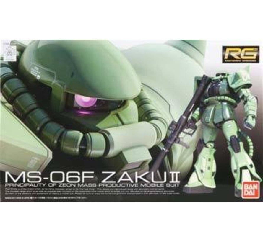 170388 #4 MS-06F Zaku II RG  1/144