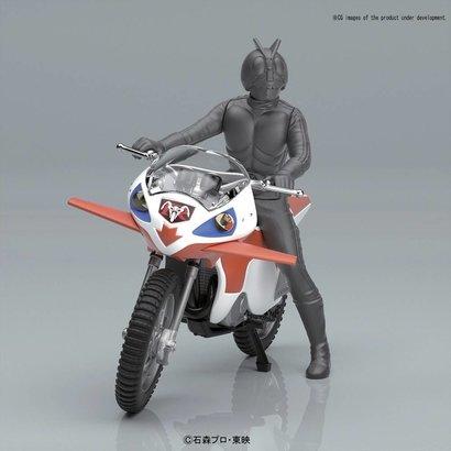 BANDAI MODEL KITS 219750 New Cyclone Kamen Rider