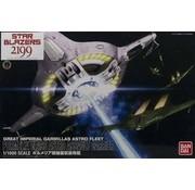 BANDAI MODEL KITS 1/1000 Starblazer Porumeria Class