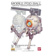 BANDAI MODEL KITS BALL Ver. Ka MG