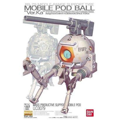 BANDAI MODEL KITS 131412 RB-79 Mobile Pod BALL Ver. Ka MG
