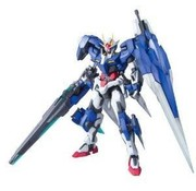 BANDAI MODEL KITS 1/100 MG 00 Gundam Seven Sword/G