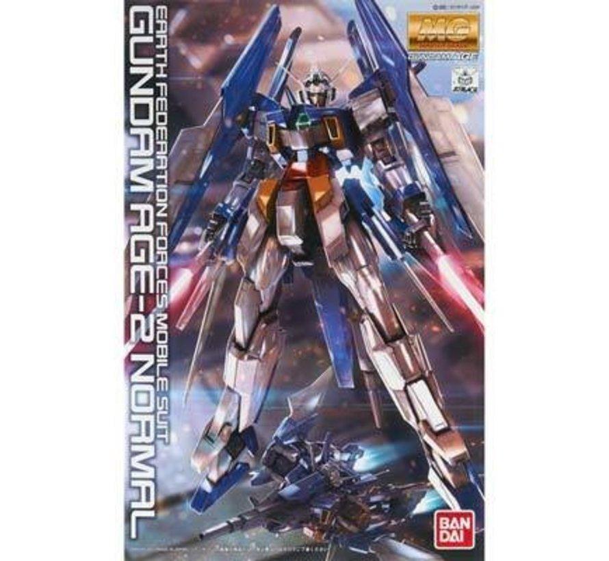 176938 1/100 MG Gundam AGE-2 Normal