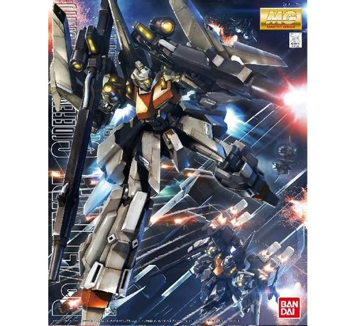 "BANDAI MODEL KITS ReZEL Type-C Defenser A+B Unit/GR ""Gundam UC"" Bandai MG"