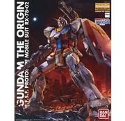BANDAI MODEL KITS RX-78 Gundam (The Original Version) MG