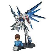 BANDAI MODEL KITS Gundam Ver.2.0 & Kira Yamato