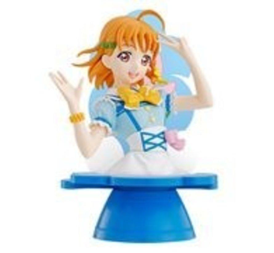 "Takami Chika ""Love Live! Sunshine!!"", Bandai Figure-rise Bust"
