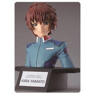 BANDAI MODEL KITS Kira Yamato Gundam Figure-Rise