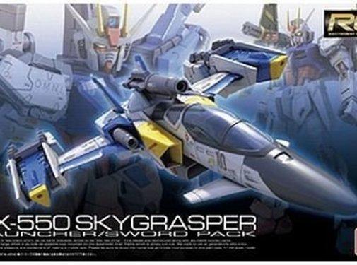 Bandai #6 Sky Grasper W/Launcher/Sword Pack