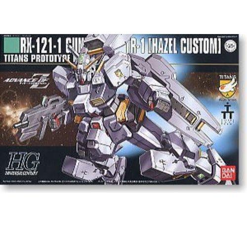 BANDAI MODEL KITS 5055608 1/144 HGUC #56 RX121-1 TR-1 Hazel Custom