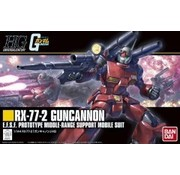 BANDAI MODEL KITS #190 Guncannon Revive
