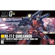 BANDAI MODEL KITS #190 Guncannon Revive