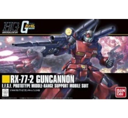 BANDAI MODEL KITS 196715 1/144 #190 Guncannon Revive
