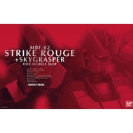 BANDAI MODEL KITS STRIKE ROUGE + SKYGRASPER PG