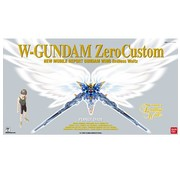 BANDAI MODEL KITS W-Gundam Zero Custom (PG)