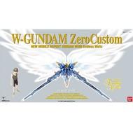 BANDAI MODEL KITS W-Gundam Zero Custom (PG)
