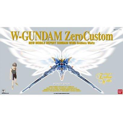 BANDAI MODEL KITS 77659 1/60 WING GUNDAM ZERO CUSTOM PG