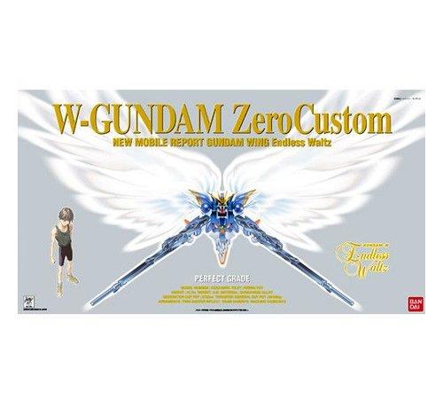 "BANDAI MODEL KITS 77659 Wing Gundam Zero (EW), ""Gundam Wing: Endless Waltz"", Bandai PG 1/60"