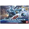 "BANDAI MODEL KITS #05 G-Self Option Space Backpack ""Gundam Reconguista in G"", Bandai HG G-Reco"