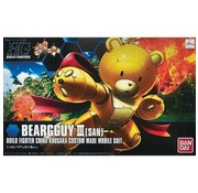 BANDAI MODEL KITS #05 Beargguy III (Beargguy-san)