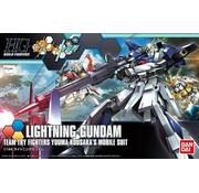 BANDAI MODEL KITS #20 Lightning Gundam
