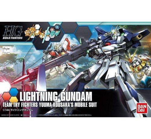 BANDAI MODEL KITS 193283 1/144 #20 Lightning Gundam