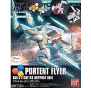BANDAI MODEL KITS #21 Portent Flyer HGBC