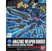 Bandai Amazing Weapon Binder: Build Fighters support weapon