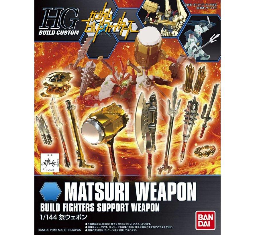 185154 #05 Build Fighter Matsuri Weapon
