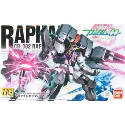BANDAI MODEL KITS 164565 1/144 #69 Gundam Raphael Gundam 00 Series