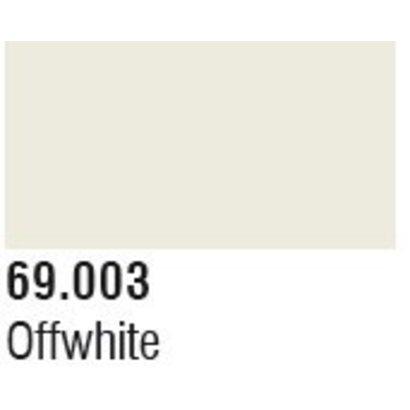 VLJ-VALLEJO ACRYLIC PAINTS 69003 Offwhite 17ml Bottle - Mecha Color