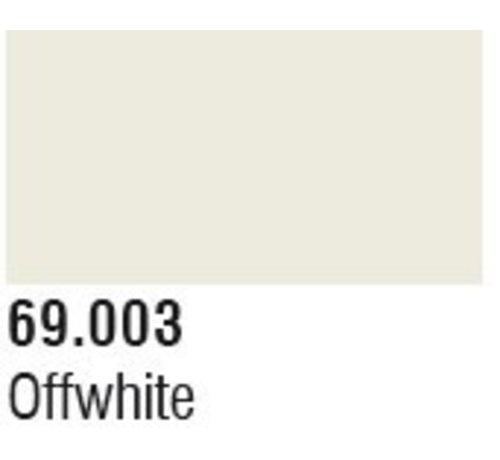 VALLEJO ACRYLIC (VLJ) 69003 Offwhite 17ml Bottle - Mecha Color