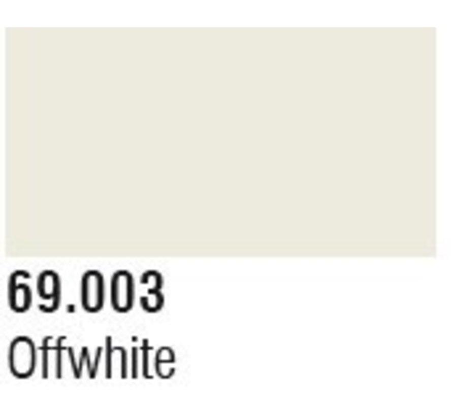 69003 Offwhite 17ml Bottle - Mecha Color