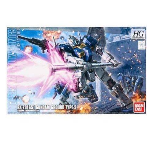 BANDAI MODEL KITS 215641 1/144 Ground Type Thunderbolt Ver Gundam HG