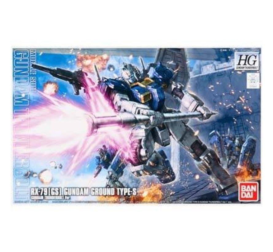 215641 1/144 Ground Type Thunderbolt Ver Gundam HG